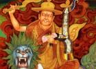 敬爱的喇嘛土登普布给予纳巴的信息