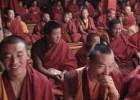 西藏昌都镇5000人多杰雄登灌顶大法会
