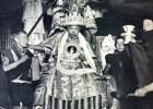 东嘎寺里著名的降神师
