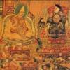 第五世嘉瓦仁波切与中国顺治皇帝