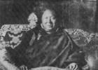 我在帕绷卡仁波切位于扎西措林寺的私邸第一次会见他