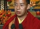 班禅喇嘛第一次在中国境外发表演讲