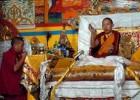 班禅喇嘛在四川省主持宗教活动