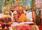 嘉杰永嘉仁波切首次拜访萨甘丹寺