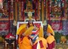 至尊十一世班禅喇嘛时轮金刚灌顶法会——西藏流亡政府终结的开始